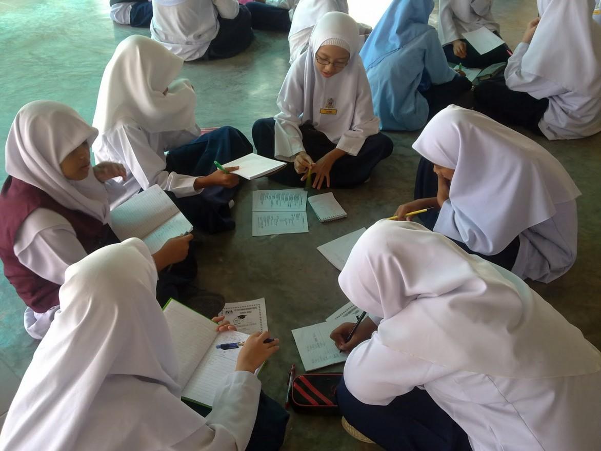 belajar secara berkumpulan